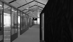 Plateau de bureaux