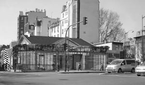 Gare Ornano / La Recyclerie